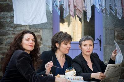 Paotred : Annie Ebrel / Nolùen Le Buhé / Marthe Vassallo à Rennes