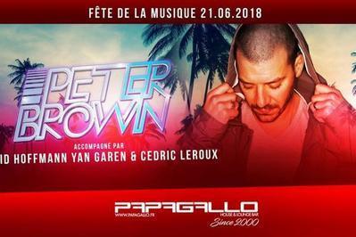Peter Brown à Haguenau