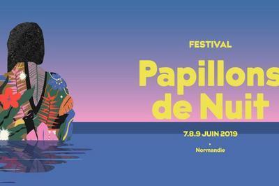 Papillons De Nuit - Billet 1 Jour à Saint Laurent de Cuves