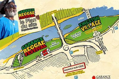 Bagnols Reggae Festival - Pass 3 Jours 2018