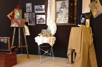 Parcours-atelier En Famille à Paris 4ème