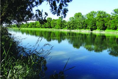 Parcours Au Fil De L'eau à Irigny