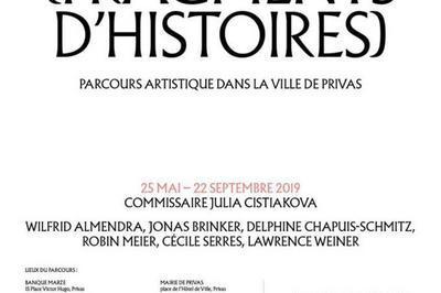 Parcours D'art Contemporain Dans Le Centre-ville De Privas