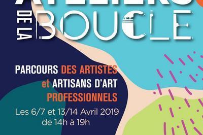 Parcours d'art professionnel des ateliers de la boucle à Croissy sur Seine