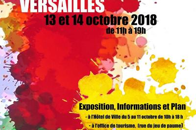 Parcours dans les ateliers d'artistes de Versailles