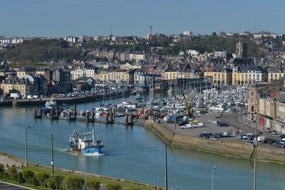 Parcours De La Ville Aux Quatre Ports à Dieppe
