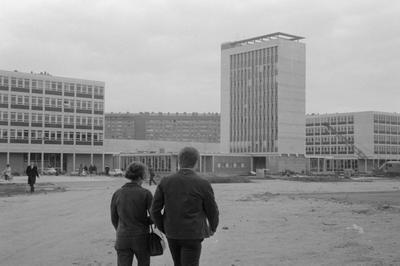 Parcours Guidé Du Camp D'aviation à L'éco-campus  (1960-2018) à Nanterre