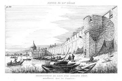 Parcours Mantes Médiévale à Mantes la Jolie