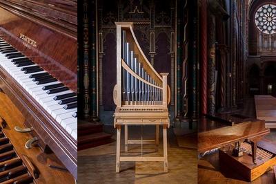 Parcours Musical Au Fil Des Orgues à Toulouse