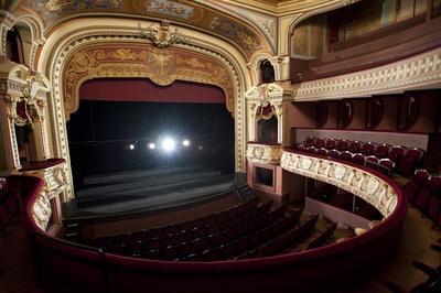 Parcours Pour Découvrir Le Théâtre Du Pays De Morlaix.
