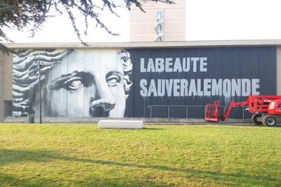 Parcours Street Art - Campus De Paris Nanterre