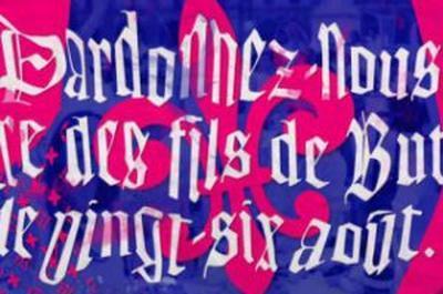 Pardonnez-nous  - Good Music For Good People à Paris 18ème