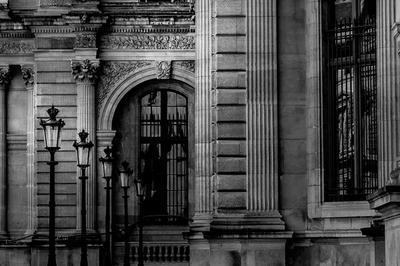 Paris, Cite Du Crime à Paris 1er