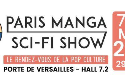 Paris Manga & Sci-fi Show 2020