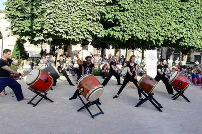 Paris Taiko Ensemble à Paris 1er