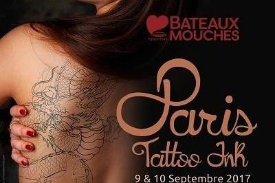 Paris Tattoo Ink 2017