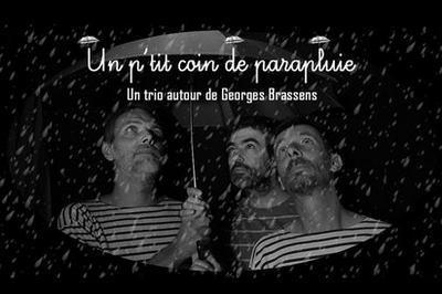 Un petit coin de parapluie à Aix en Provence