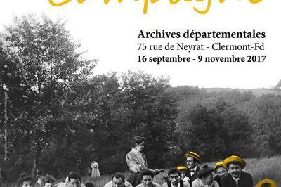 Partie De Campagne - Promenade Dans Les Collections Ciné-photographiques à Clermont Ferrand