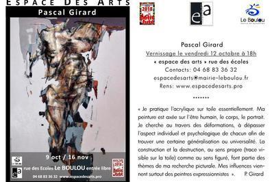 Pascal Girard expose à l'EDA à Le Boulou