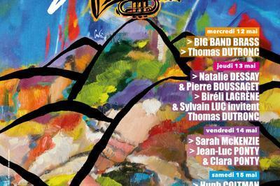 Jazz in Comminges Pass 2 Soirs au choix à Saint Gaudens