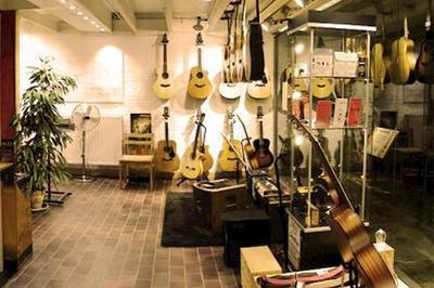 Pasteur En Musique : Un Luthier Jurassien à Arbois