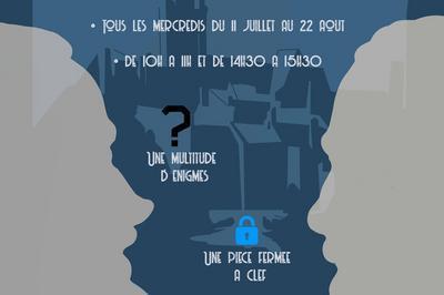Pasteur Fait Son Crique ! Escape Game : L'affaire De La Formule à Dole