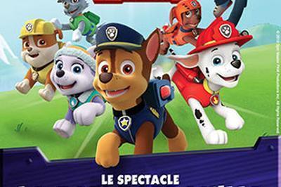Pat'patrouille - Le Spectacle ! La Pat'patrouille A La Rescousse à Amiens