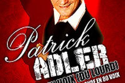 Patrick Adler Dans En Voix Du Lourd à Serignan du Comtat