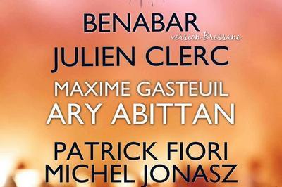 Patrick Fiori Et Michel Jonasz à Louhans