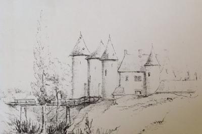 Patrimoine Et Histoire Du Village, Du Moyen-age À Nos Jours à Brinay