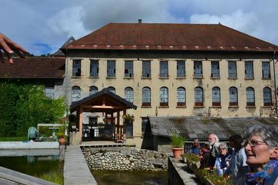Patrimoine Industriel: Une Histoire D'avenir à Saint Geoire en Valdaine