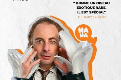 Paul Foot à Paris 11ème