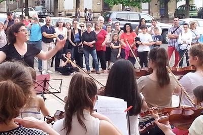 Pauses Musicales Avec Le Conservatoire D'agen à Agen