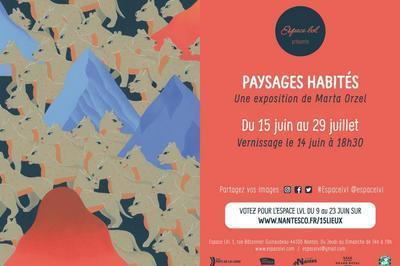 Paysages Habités à Nantes