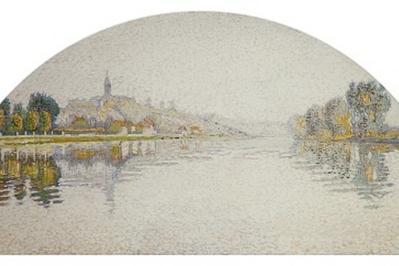 Paysagistes Et Impressionnistes De La Vallée De L'oise - Collections Permanentes à Pontoise
