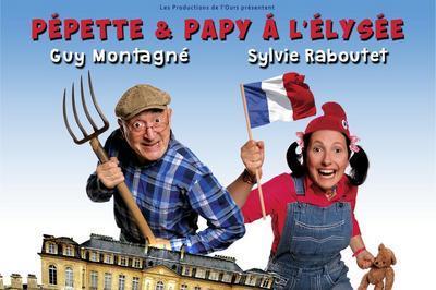 Pépette & Papy à l'Élysée à Sarrebourg