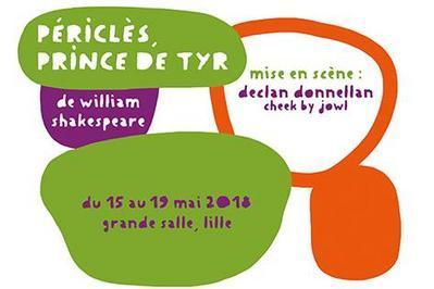 Périclès, Prince de Tyr // Shakespeare - Declan Donnellan à Lille