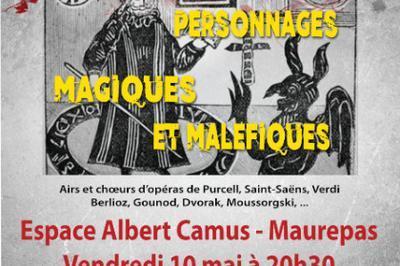 Personnages Magiques et Maléfiques! à Maurepas