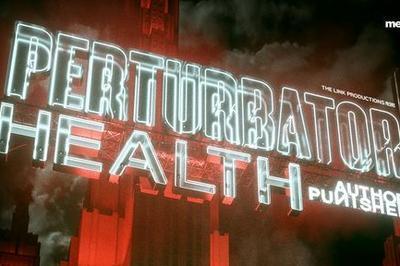 Perturbator, Health Et Author & Punisher Au Transbordeur à Villeurbanne