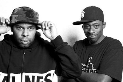Pete Rock & CL Smooth + DJ DJEL  à Marseille