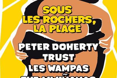 Peter Doherty + Rvg + Sugar & Tiger à Sete