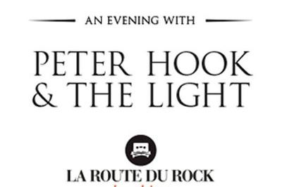 Peter Hook & The Light à Aix en Provence