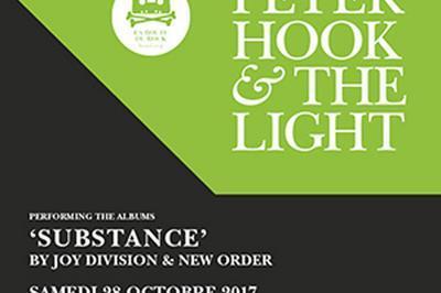 Peter Hook & The Light - Paris à Paris 18ème