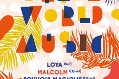 Petit Bain Hors Les Murs Présente : I Hate World Music à Bobigny