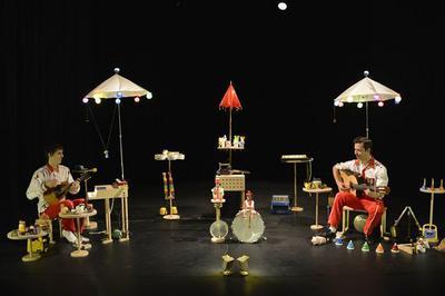 Petit Orchestre De Jouets à Amiens
