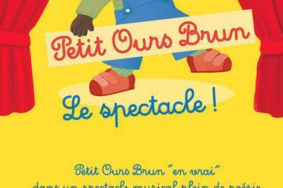 Petit Ours Brun à Toulouse