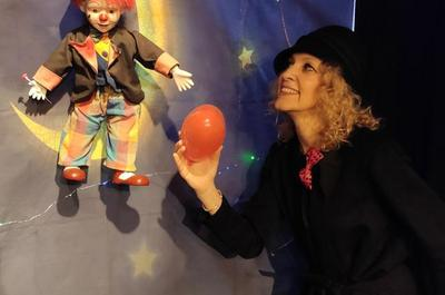 Petit clown in the moon à Montpellier