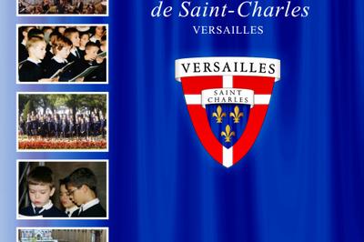 Concert de Musique Sacrée des Petits Chanteurs de Saint Charles à Biarritz