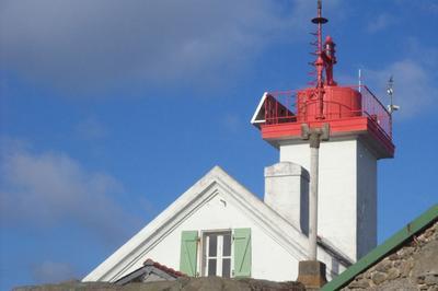 Phare De L'île Wrach à Plouguerneau