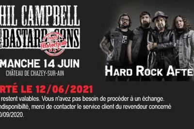 Phil Campbell and the Bastard Sons - report à Perouges